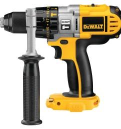 1 2 13mm 18v cordless xrp hammerdrill drill driver tool only dewalt 18v drill diagram dewalt 18v diagram [ 3000 x 3000 Pixel ]