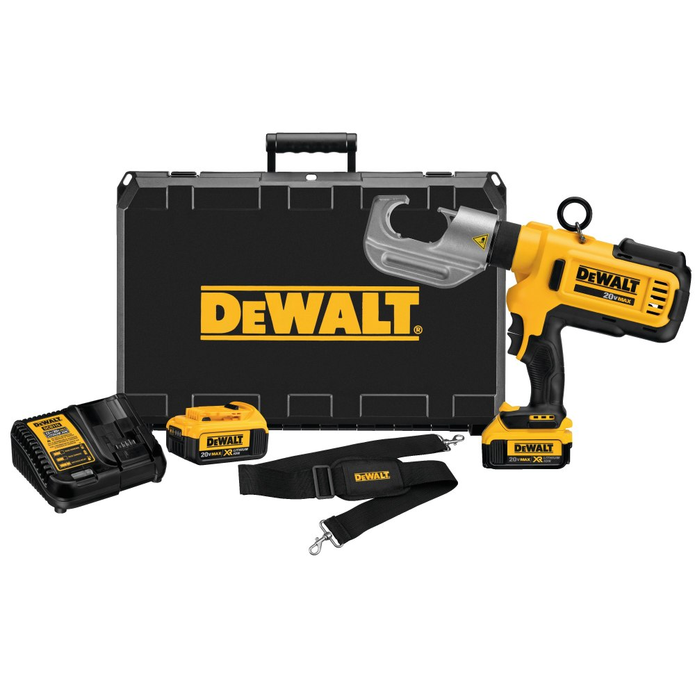 medium resolution of dce300m2 20v max died cable crimping tool kit
