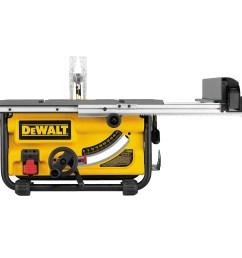 10 compact job site table saw dw745 dewalt de walt table saw besides wiring 240v outlet further cordless de walt [ 3000 x 3000 Pixel ]