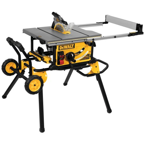 small resolution of 10 jobsite table saw 32 1 2 82 5cm rip capacity and a rollingdwe7491rs 10 jobsite table saw 32 1 2 82 5cm rip capacity and a rolling stand