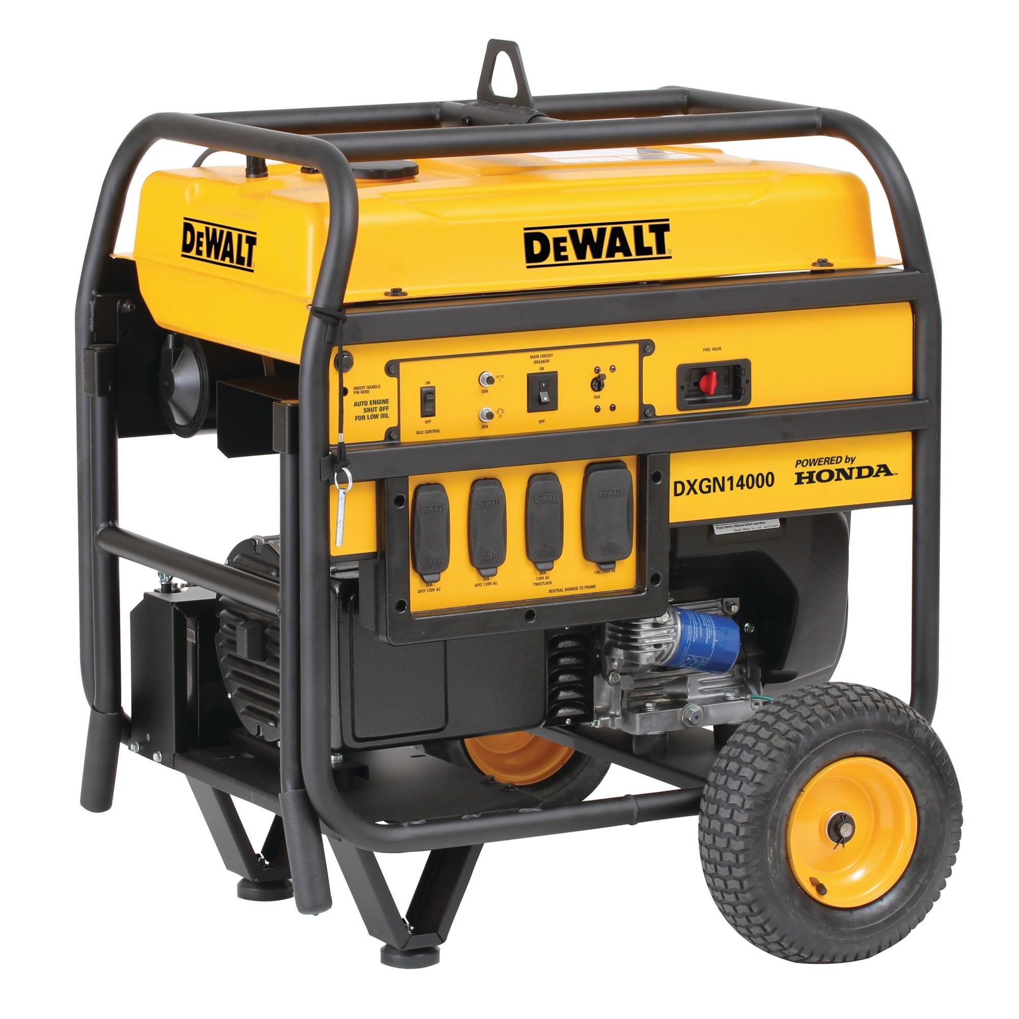 hight resolution of 14000 watt commercial generator dxgn14000 dewalt dewalt generator wiring diagram