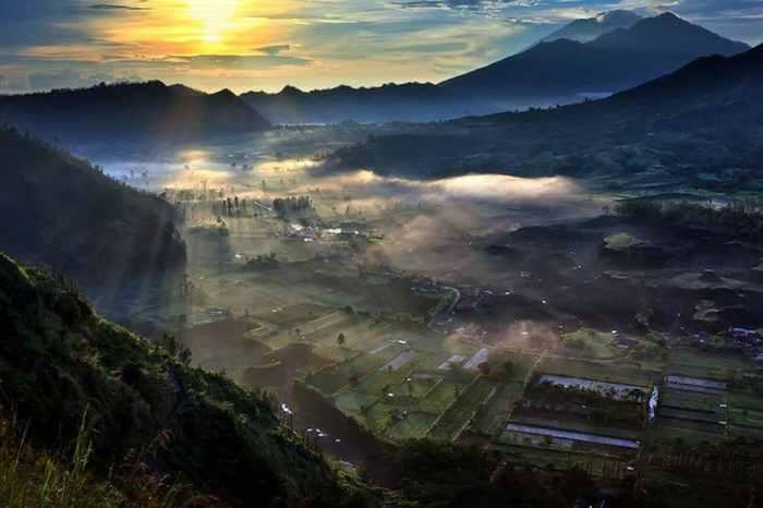 Daftar Tempat Terindah yang Tersembunyi di Bali