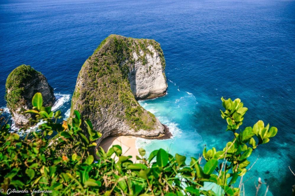 Kelingking Beach Bali Penida 1024x681 - Tahukah Anda Kelingking Beach Dimana? | Sejarah Pantai Kelingking