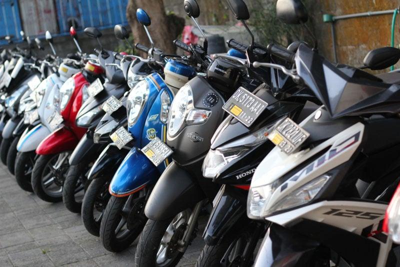 Rental Motor di Sanur - Rental Motor Bali Tanpa SIM, Harga Murah dan Fasilitas Lengkap!
