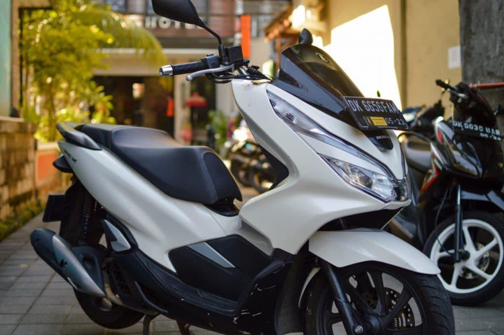 Rental PCX di Bali Dewa Motor