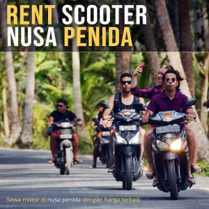 Rental motor nusa penida - Sewa Motor Bali