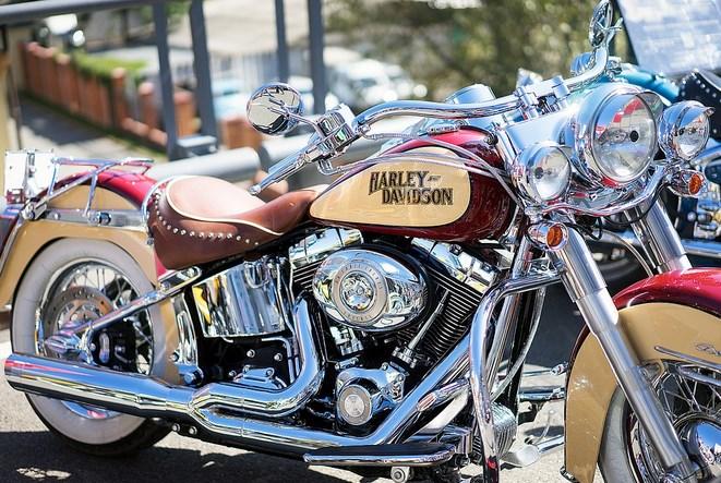 Sewa Motor Harley di Bali Murah