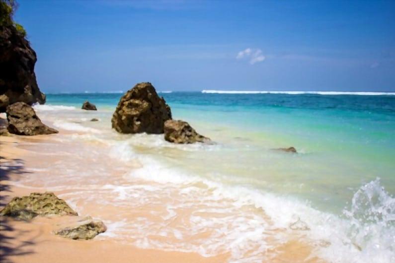 gunung payuing beach - Pantai Gunung Payung, Pantai Elok Dan Tersembunyi Di Pulau Dewata