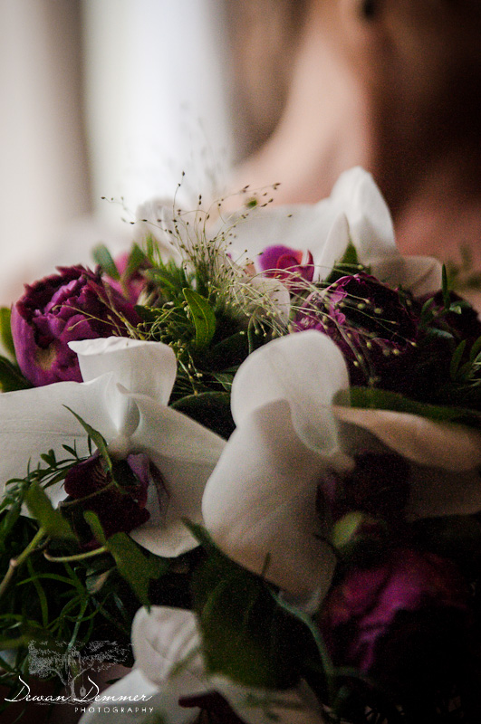 The Bridal Bouquet near Finsbury Park in London