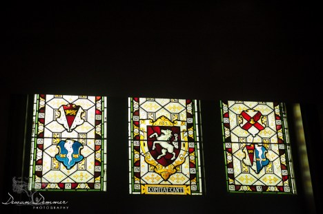 Different Stained Glass at BlackHeath halls by Dewan Demmer Photography