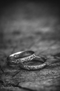 Wedding Ring Portrait