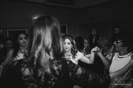 Bride-greek-dancing-hendon-hall-hotel