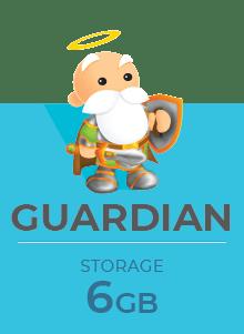 Guardian - Cloud Hosting Murah Dewaweb