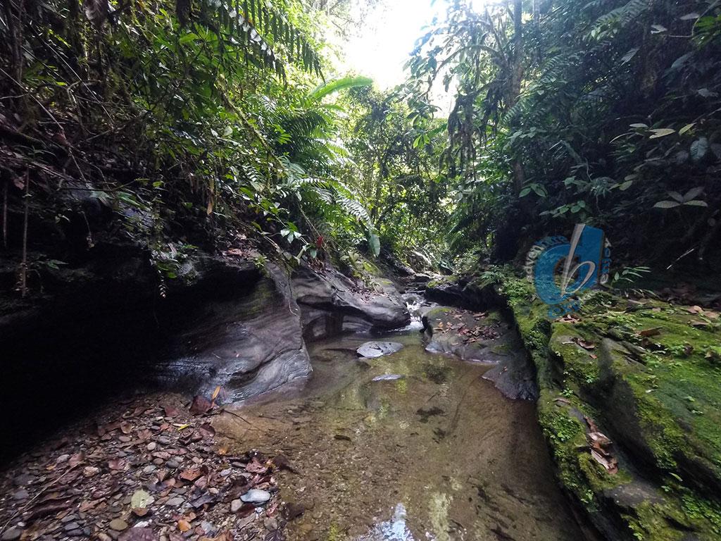 Tombasson Waterfall