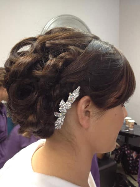Wedding Hair Services Indianapolis IN