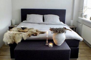 Decoratie landelijke slaapkamer