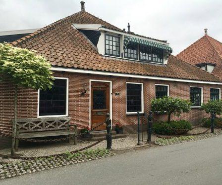 Noord Hollandse stolpboerderij