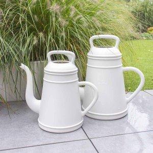 Xala Koffiepot Gieter Lungo - 8 liter - Lichtgrijs bol.com