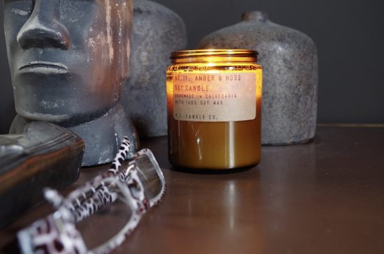PF Candle Co No 11 Amber & Moss