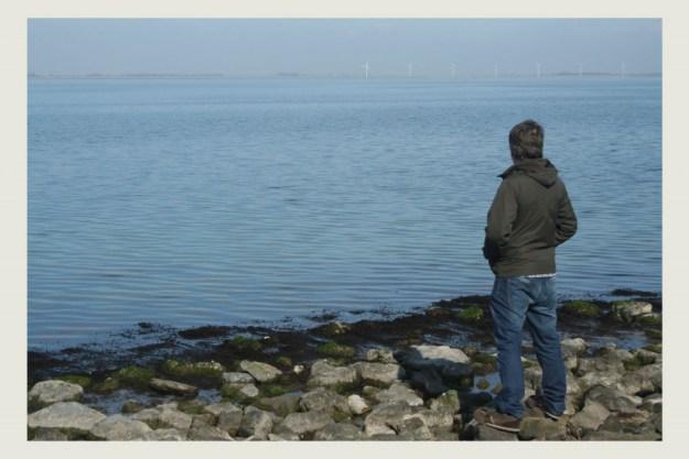 Kijken naar het water