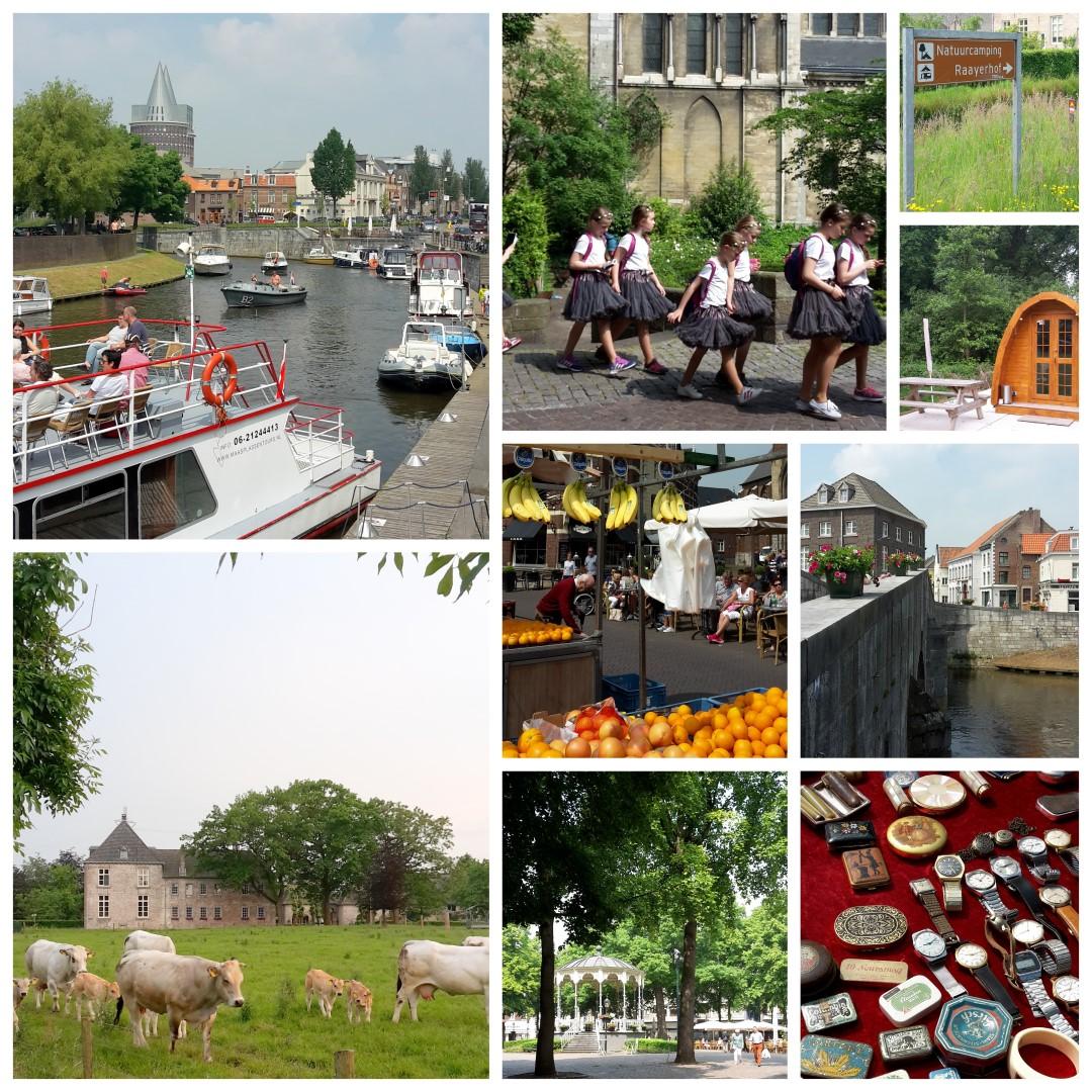 Mini-vakantie Nederlands Limburg