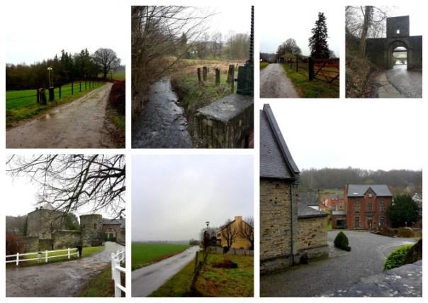 Villers la Ville omgeving