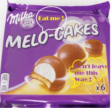 Melocakes