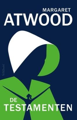 Margaret Atwoord staat met De Testamenten in mijn top 3 fictie boeken.