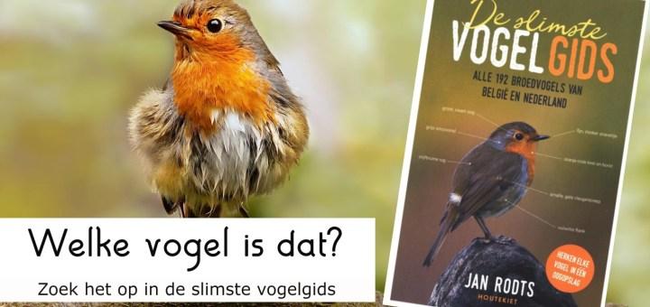 De slimste vogelgids