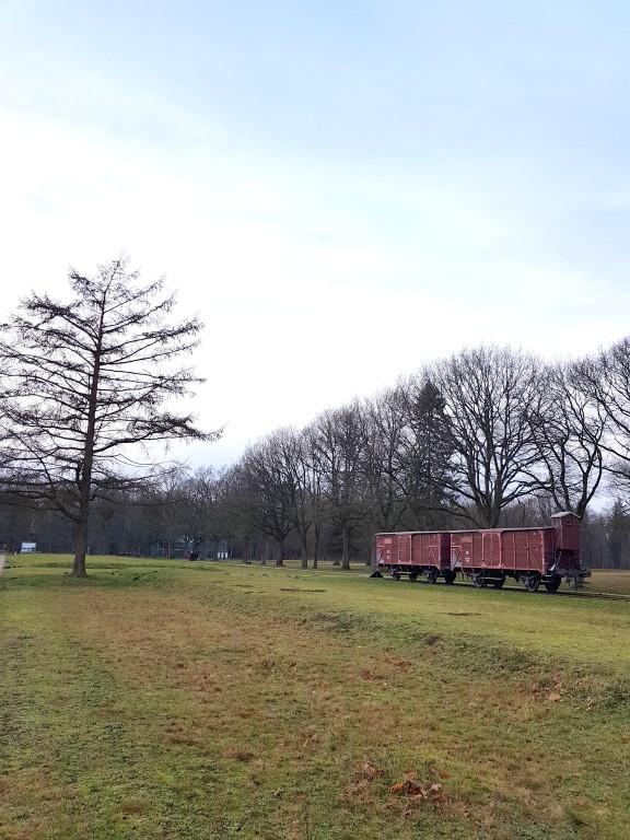 Kamp Westerbork waar Etty Hillesum verbleef
