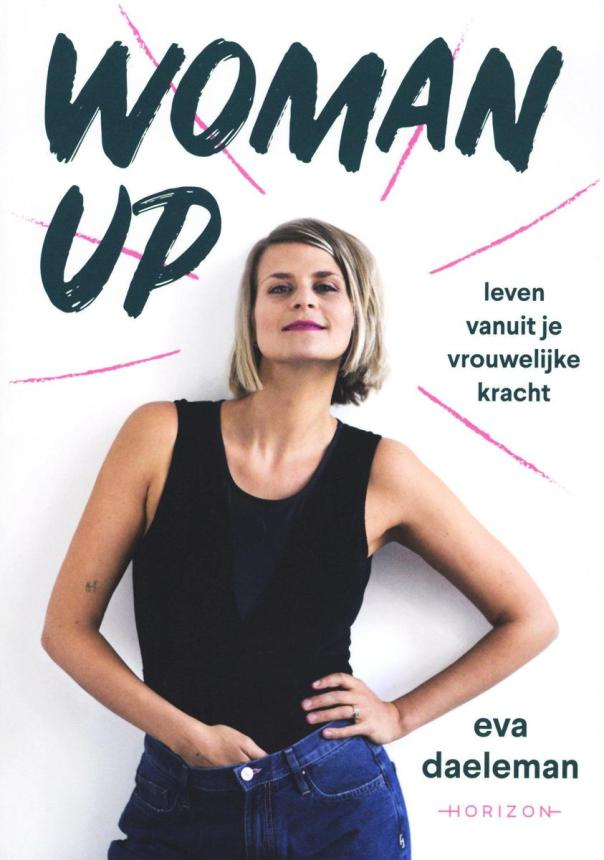 Woman Up - kaft