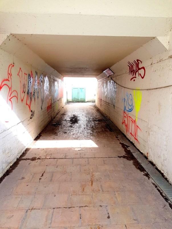 Wandeling in Aarschot: Demer en spoorweg als grenzen.