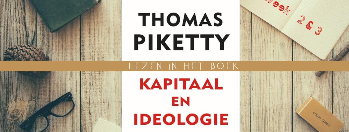 Piketty week 2 en 3
