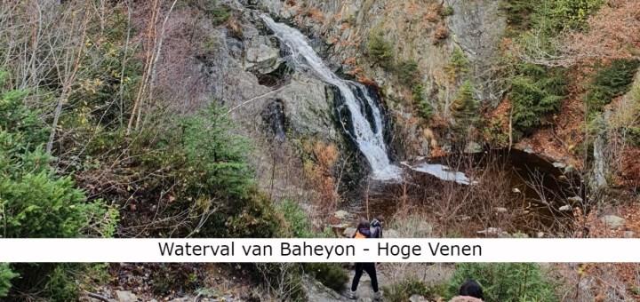 Bayehon waterval Hoge Venen