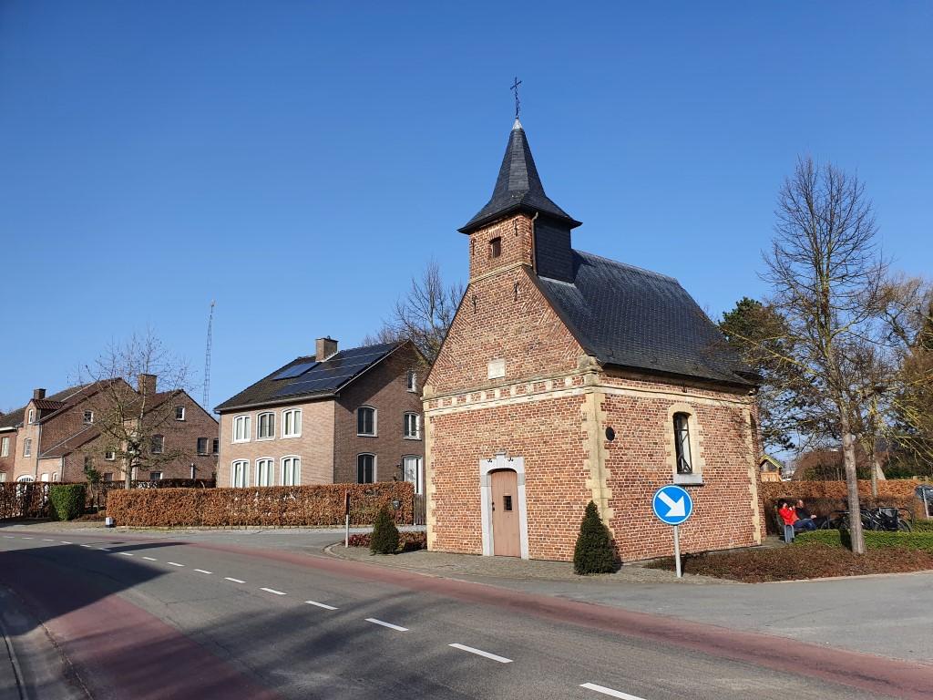 kapel - Demervalleiwandeling in Hoeselt