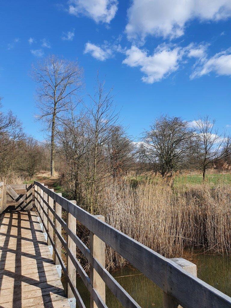wandeling Webbekoms Broek