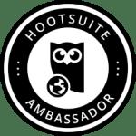Hootsuit Ambassador logo