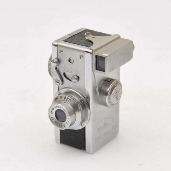 Steky 3 spionagecamera