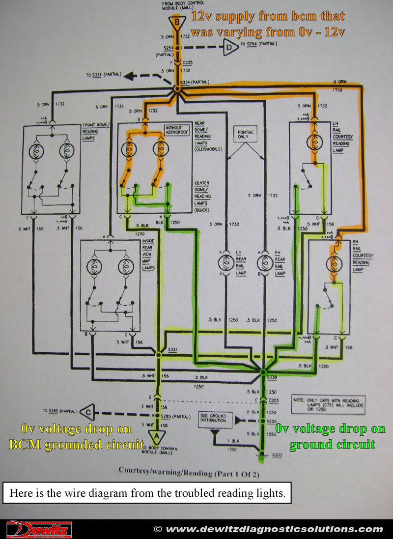 Malibu Tail Light Wiring Diagram
