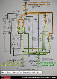 Buick LeSabre Interior Lighting | Wire Diagram