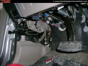 2010 Ford F250 CAN Wire Break in Harness at Firewall | Dewitz Diagnostic Solutions | Automotive