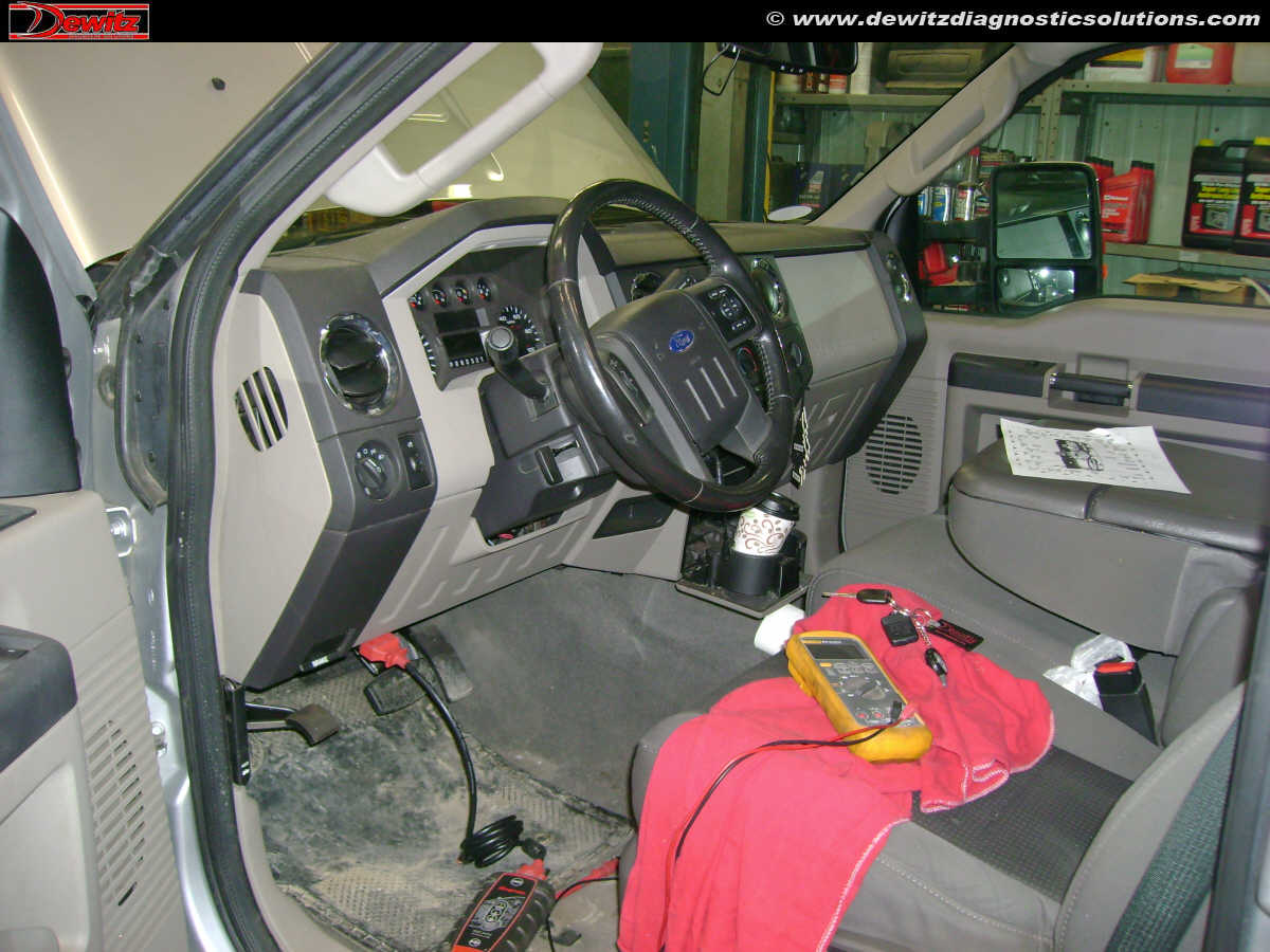 2001 Ford F 150 Abs Wiring Diagram Intermittent No Start No Communication Flashing Theft