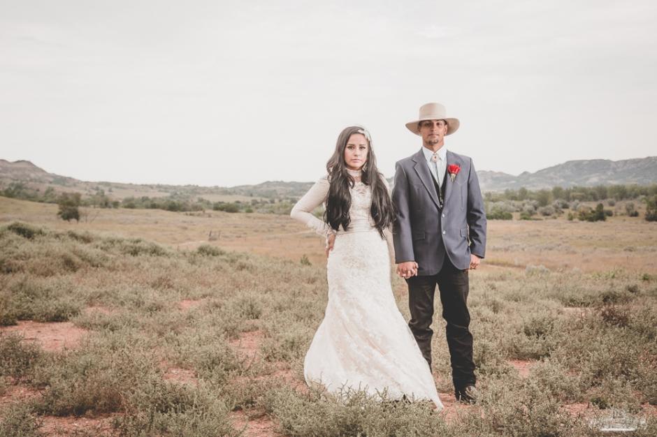 Native American Wedding  Mandaree North Dakota  Unique