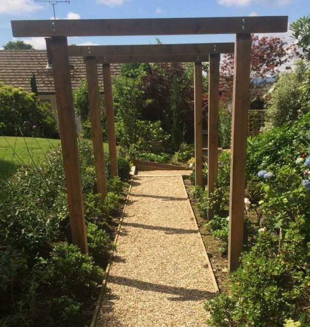 Pergola Arches - Buxted