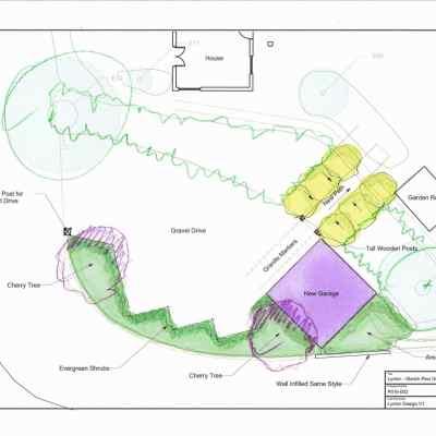 Driveway Design, Lynton, East Grinstead