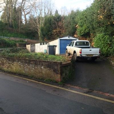 Original driveway, Lynton, East Grinstead