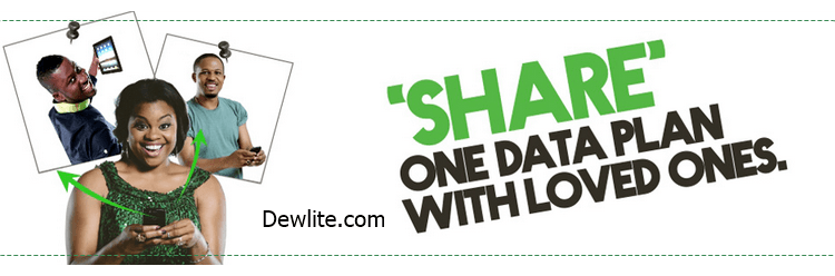 Glo data sharing: how to share glo data with friends - www.gloworld.com