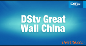 dstv china great wall