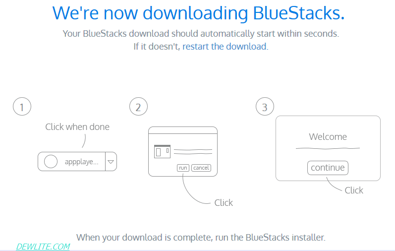 blustacks Download