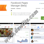 Facebook Pages Manager download || Download Facebook Page Manager Apk – www.facebook.com